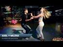 КЛАССНЫЙ ТАНЕЦ БАЧАТА!  2017 HOT DANCE Bachata Axel & Milena