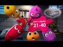 Прикольный мультик «Овощная вечеринка» - Сборник для детей 21 - 40 Выпуск 2