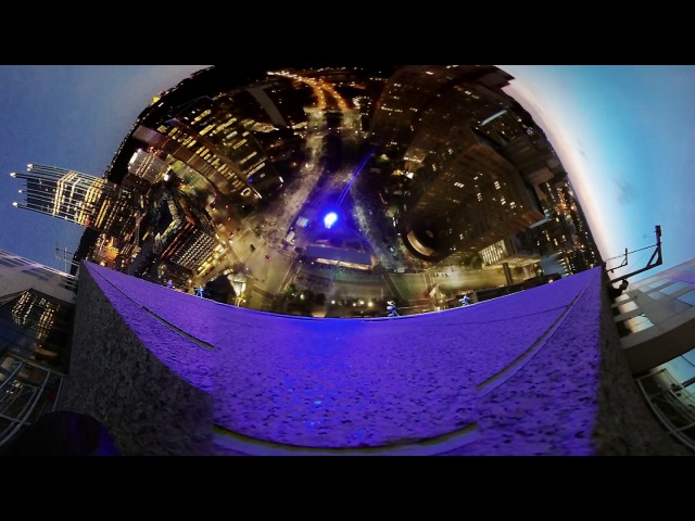 360 Video - Blue Lapis Light Aerial Performance at the Three Rivers Arts Festival