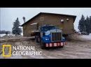 Грандиозные переезды Битва в пургу National Geographic