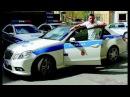 Спец батальон ГИБДД Кортеж для Путина Тест драйв Mercedes W212 E350 AMG