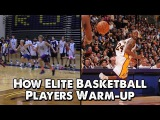 How Elite Basketball Players Warm-UpPart 2