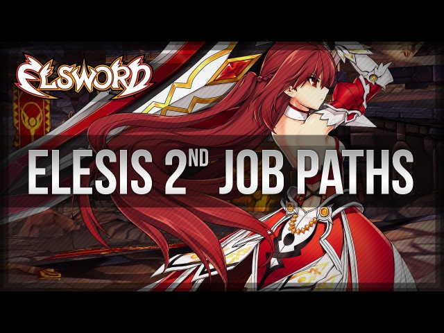 [Elsword Official] Elesis Second Job Class Trailer