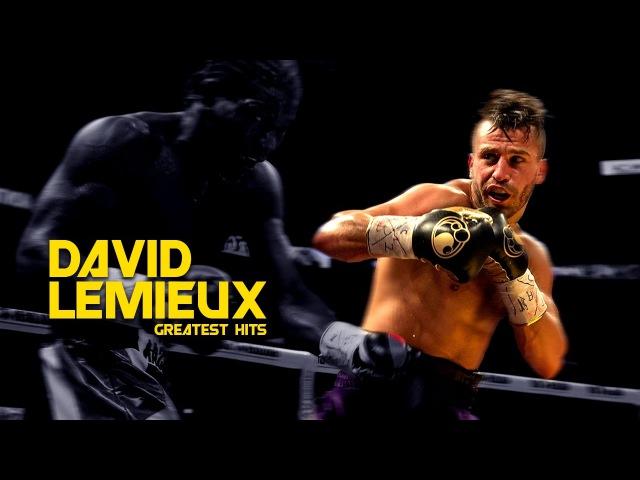 David Lemieux Greatest Hits - Golden Boy Boxing