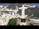 Christ the Redeemer from Above (HD)