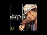 Как менялся Адриано Челентано  с 19 до 79 лет
