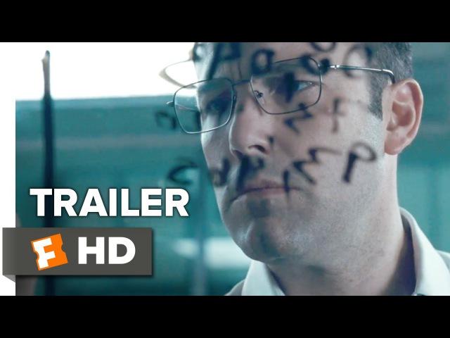 The Accountant Official Trailer 2 (2016) - Ben Affleck Movie