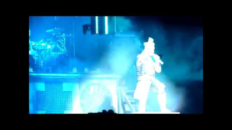 Rammstein Stripped Depeche Mode Cover 29 5 2017 Eden Aréna Prague