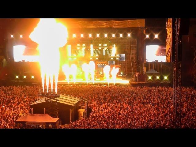 Rammstein - 28.05.2017 Prague, Czech Republic - FULL SHOW