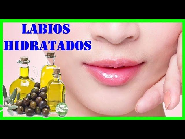 Labios Saludables : Como Lograr unos Labios Lindos y Bien Hidratados NATURALMENTE