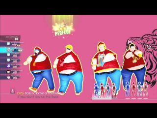 Xbox ONE Just Dance 2014 Online Turn Up The Love