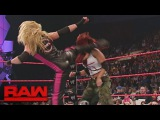 WWE honors Trish Stratus and Lita during Womens History Month