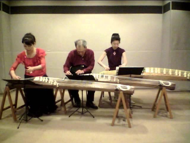 本人演奏 箏三重奏でジブリ「君をのせて」 佐藤義久編曲