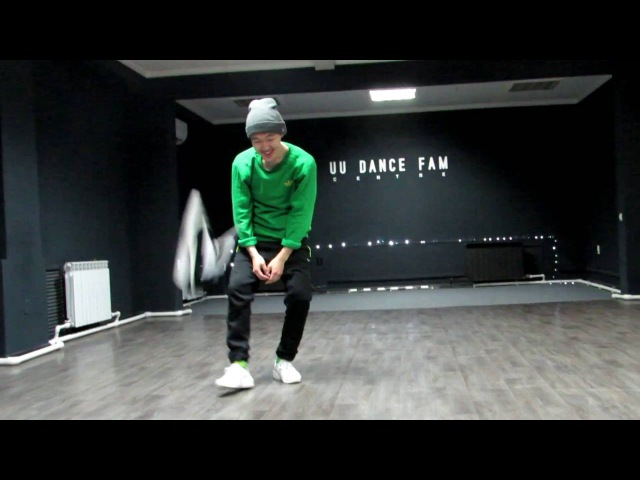 Borkhon Choreography | 'The way' by Trey Songz - JYP x Soompi Rising Legends Audition