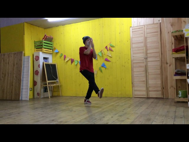 Borkhon Choreography | 'Fool's Gold' by Aaron Carter