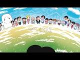 Rus.Sub 17 серия Мальчик Асибэ вперёд, вперёд, Гома-тян! русские субтитры  Shounen Ashibe Go! Go! Goma-chan AniPlayTV