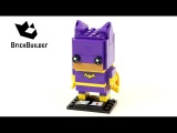 Lego BrickHeadz 41586 Batgirl - Lego Speed Build