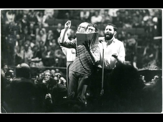 The Beat Generation - Poetry Reading - Royal Albert Hall 1965