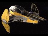 Собираю космический корабль из звёздных войн в программе LEGO Digital Designer