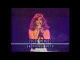 Lucia Mendez... Enamorada (en Bellas Artes de Puerto Rico)