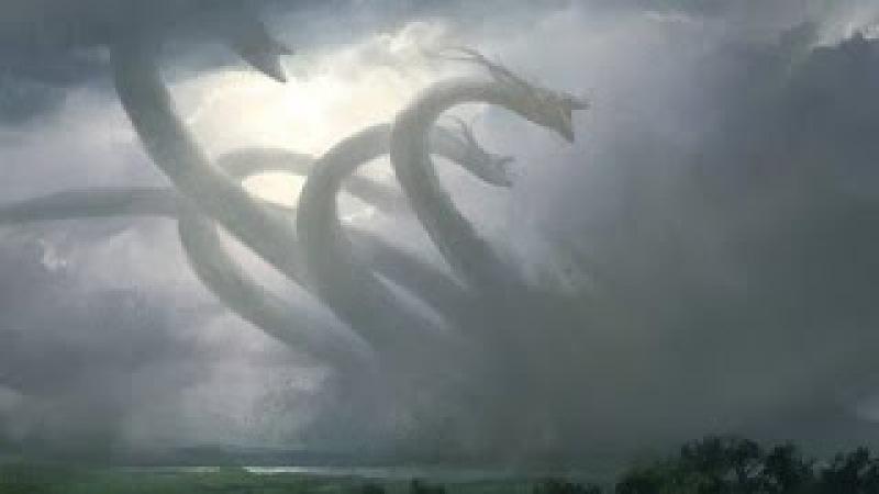 Die Ungeheuer der Endzeit ➤ Leviathan und Behemoth