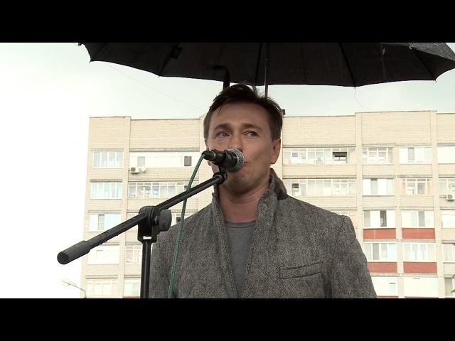 Сергей Безруков читает стихи Лермонтова Я не унижусь пред тобою, Погиб поэт!