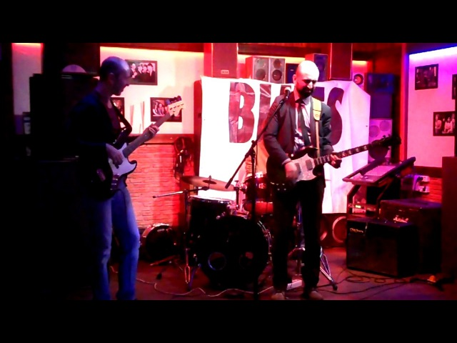 GRINEVICH BLUES BAND Tina Nina Nu 13 04 17