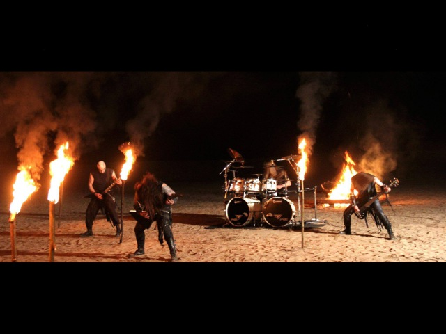BALFOR - Serpents Of The Black Sun - Official Music Video