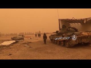 Армия Сирии и ВКС России громят ИГИЛ под Пальмирой, освобождая стратегические о ...