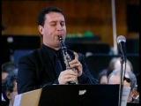 Nunzio Ortolano, Sonata per Clarinetto e orchestra d'Archi - Calogero Palermo clarinet