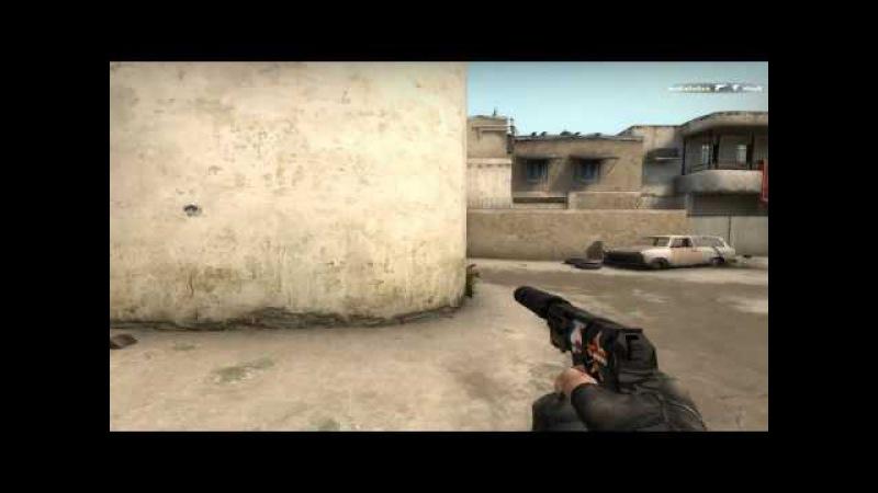 Ace 1 vs 5 pistol round by Mc KalloBob