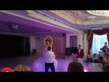 Постановка та оформлення спецефектами першого весільного танцю від ARIES DS