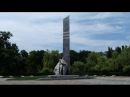 Покладання вінків та квітів до Меморіалу Солдатської Слави. НАЖИВО