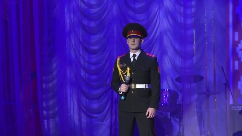 Вице-сержант Андриан ВЫСОЦКИЙ - Афіцеры (муз. и сл. Сергей Макей)