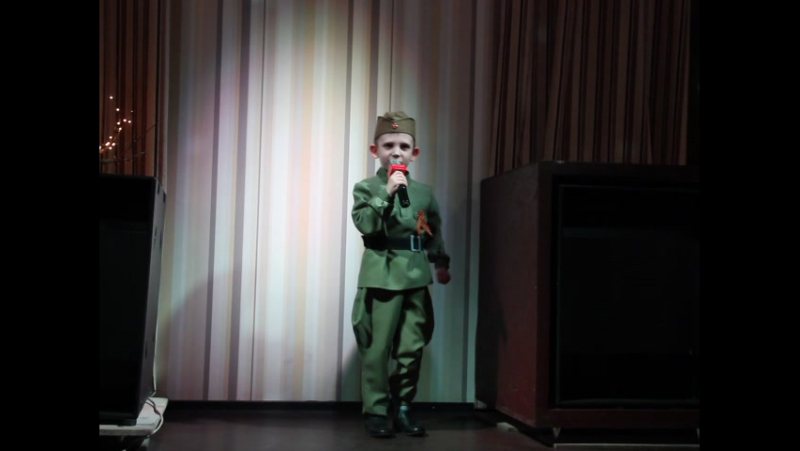 Бубнов Максим «Первым делом самолёты», педагог Андреева Татьяна