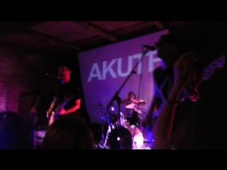 Akute – Kali b ja zastaŭsia z taboj_26/03/2017_Mezzanine