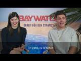Baywatch-Stars Alexandra Daddario und Zac Efron