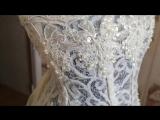 Прозрачный корсет для невесты @Corsetcollection в наличии