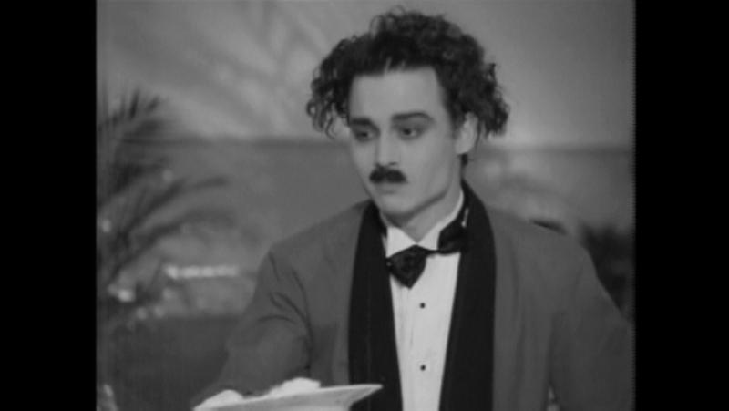 Johnny Depp as Chaplin in 21 Jump Street!