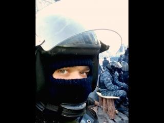 ДОНЕЦКИЙ БЕРКУТ , ВОЗВРАЩЕНИЕ ДОМОЙ . 22.02.2014 .
