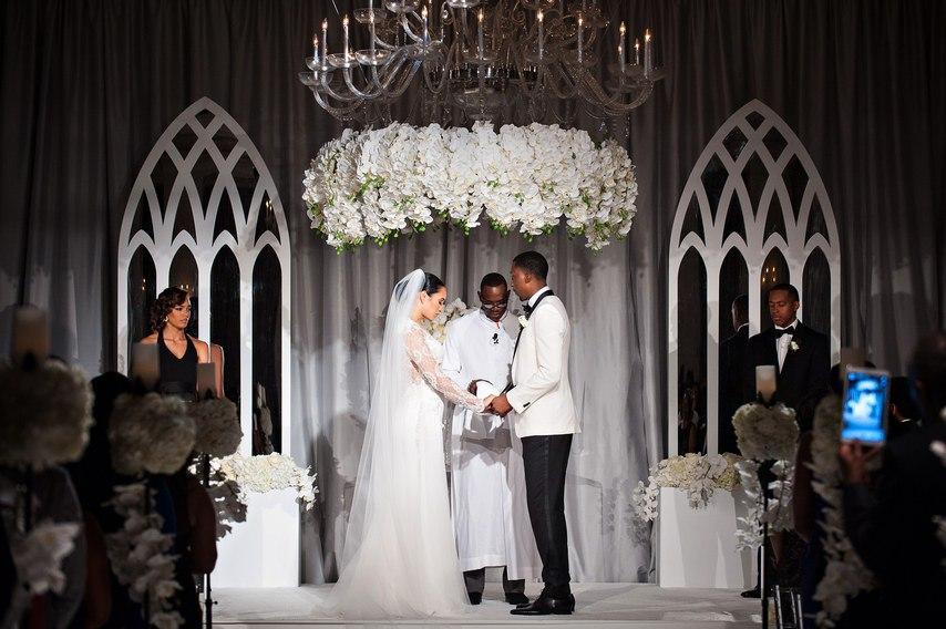 0Olmwj0E9FU - Счастливые мгновения свадьбы в стиле Гэтсби