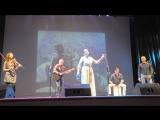 Фолк - группа (Нибелунги)   авторская песня Зелье