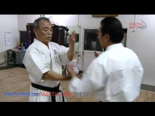 Secrets of karate. Bunkai(360p)