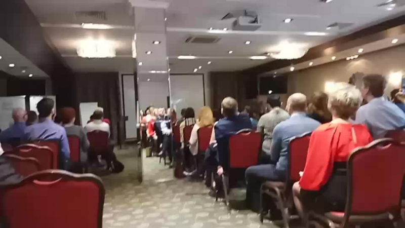 Форум Генеральный директор - про невербалику