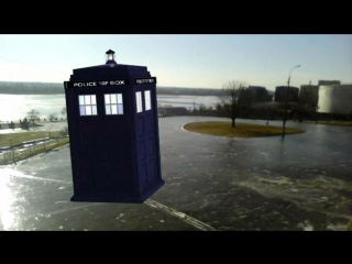 Doctor Who in Kherson