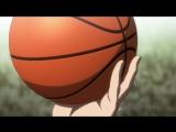Баскетбол Куроко Фильм 1: Зимний кубок Шоусэн - Тень и свет (Трейлер) RUS
