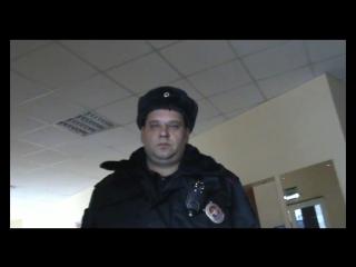 Сказ о том, как Сергей Захаров дом офицеров захватывал для народного трибунала.