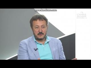 """Архитектор Сергей Туманин в программе """"План города"""", 13.07.16"""