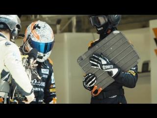 Команда G-Drive Racing победила в финале Чемпионата мира по гонкам на выносливость