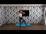 ЖИРОСЖИГАНИЕ: Тренировка для похудения